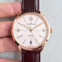 Replica Jaeger-LeCoultre Geophysic 1958 Q8002520 N Rose Gold White Dial Swiss Calibre 898/1