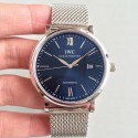 Replica IWC Portofino Boutique Edition IW356512 MK Stainless Steel Blue Dial Swiss 2892