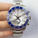 Replica Rolex Yacht-Master II 116680 JF Stainless Steel White Dial Swiss 7750