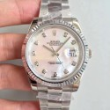 Replica Rolex Datejust II 126334 41MM N Stainless Steel Mother Of Pearl Dial Swiss 3235
