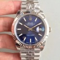 Replica Rolex Datejust II 126334 41MM EW Stainless Steel Blue Dial Swiss 3235