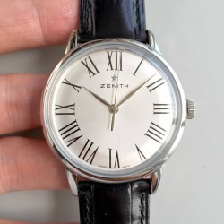 Replica Zenith Elite 6150 150TH Anniversary 03.2270.6150/01.C493 ND Stainless Steel Silver Dial Swiss Elite 6150