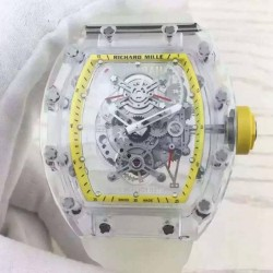 Replica Richard Mille RM056-01 Limtied Edition Yellow Dial M9015