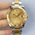 Replica Rolex Datejust II 126333 41MM N Stainless Steel & Yellow Gold Rolex Dial Swiss 2836-2