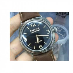 Replica Panerai Radiomir Firenze PAM672 Historic Boutique Stainless Steel Black Dial Swiss P3000