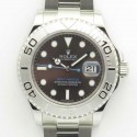 Replica Rolex Yacht-Master 40 116622 GM Stainless Steel 904L Black Dial Swiss 2836-2