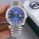 Replica Rolex Datejust II 126334 41MM KS Stainless Steel Blue Dial Swiss 2836-2