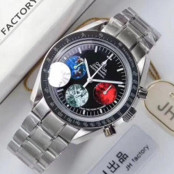 Replica Omega Speedmaster Limited Edition Moon To Mars 3577.50.00 JH Stainless Steel Black Dial Swiss 1861