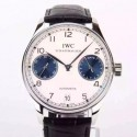 Replica IWC Portuguese IW500703 Power Reserve Stainless Steel White & Black Dial Swiss IWC 52010