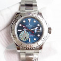 Replica Rolex Yacht-Master 40 116622 JF Stainless Steel Blue Dial Swiss 3135