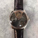 Replica IWC Portuguese Tourbillon Mystery IW504207 TF Stainless Steel Anthracite Dial Swiss 50900