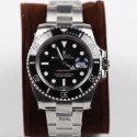 Replica Rolex Submariner Date 116610LN GM Stainless Steel 904L Black Dial Swiss 3135