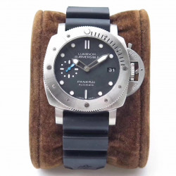 Replica Panerai Luminor Submersible 1950 3 Days Automatic PAM682 ZF Stainless Steel Black Dial Swiss P9010
