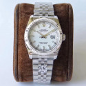 Replica Rolex Datejust 36MM 116234 AR V2 Stainless Steel 904L White Dial Swiss 3135