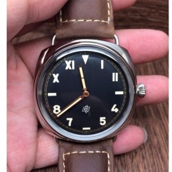 Replica Panerai Radiomir California PAM 424 Stainless Steel Black Dial Swiss P3000