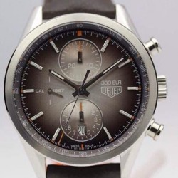 Replica Tag Heuer Calibre 1887 Mercedes Benz 300 SLR Stainless Steel Anthracite Dial Swiss 7750