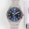 Replica IWC Pilot Mark XVIII Le Petit Prince IW327004 Stainless Steel Blue Dial Swiss 2892