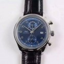 Replica IWC Portuguese Chronograph Classic IW390403 Stainless Steel Blue Dial Swiss 89361