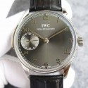 Replica IWC Portuguese Minute Repeater IW5242 Stainless Steel Anthracite Dial Swiss 95290