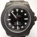 Replica Rolex Submariner 114060 Pro Hunter JF PVD Black Dial Swiss 2836-2