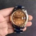 Replica Rolex Datejust II 116333 41MM Stainless Steel & Yellow Gold Champagne Dial Swiss 2836-2