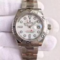 Replica Rolex Yacht-Master 40 116622 JF Stainless Steel White Dial Swiss 2836-2