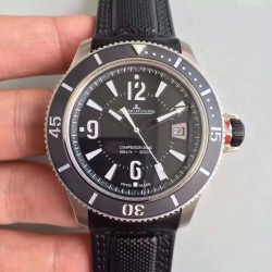 Replica Jaeger-LeCoultre Master Compressor Navy Seals Q2018670 Limited Edition N Stainless Steel Black Dial Swiss 2836-2