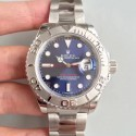 Replica Rolex Yacht-Master 40 116622 EW Stainless Steel Blue Dial Swiss 3135
