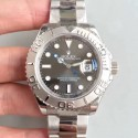 Replica Rolex Yacht-Master 40 116622 EW Stainless Steel Anthracite Dial Swiss 3135